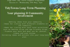 Session 4: Long Term Planning and Community Involvement