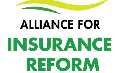 Latest Update from the Alliance For Insurance Reform