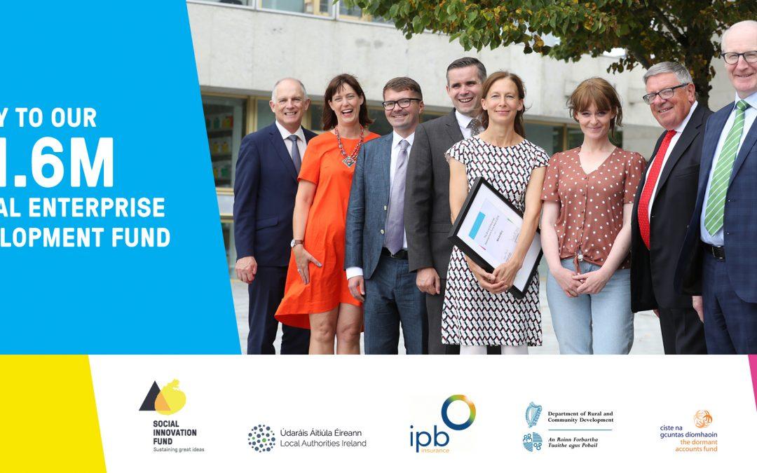 Social Enterprise Development Fund OPEN
