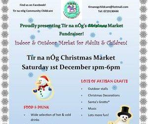 Tir Na Nog Christmas Market
