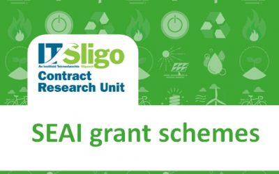 SEAI Grant Information 2019
