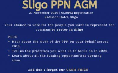 Sligo PPN AGM 2019