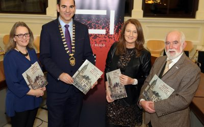 Cathaoirleach Launches New Heritage Guide for Sligo