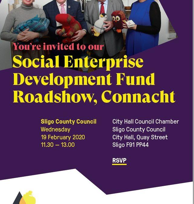 Social Enterprise Development Fund Roadshow