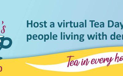 Alzheimer's Virtual Tea Day