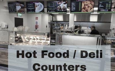 Hot Food / Deli Outlets Open in Sligo