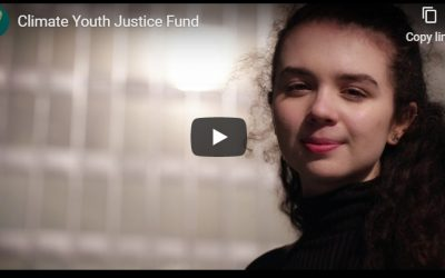 Youth Climate Justice Fund