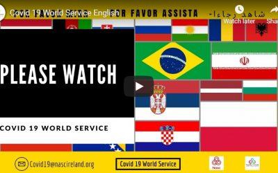 Covid 19 World Service