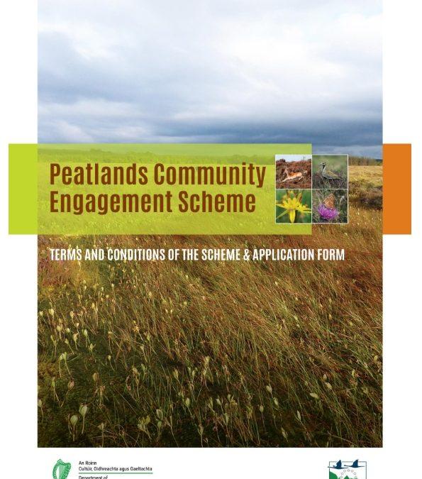 2020-21 Peatlands Community Engagement Scheme