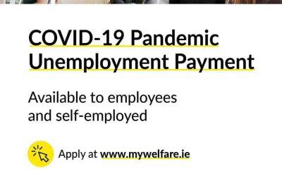 Covid 19 Pandemic Unemployment Payment