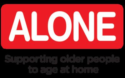 ALONE Sligo are recruiting volunteers in the area of befriending & visitation