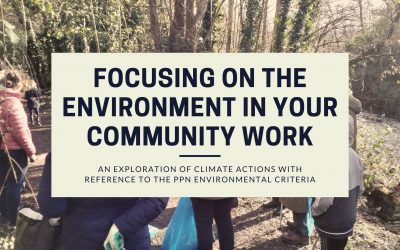 North West Region : PPN Environment College Information Session with Irish Environmental Networks (IEN)