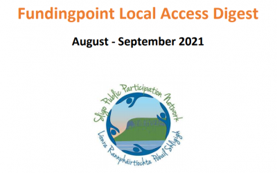 Funding Digest – Aug to Sept 2021